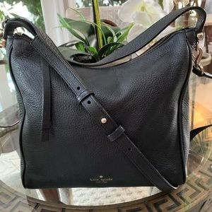 KATE SPADE♠️ LEATHER SHOULDER/CROSSBODY BAG
